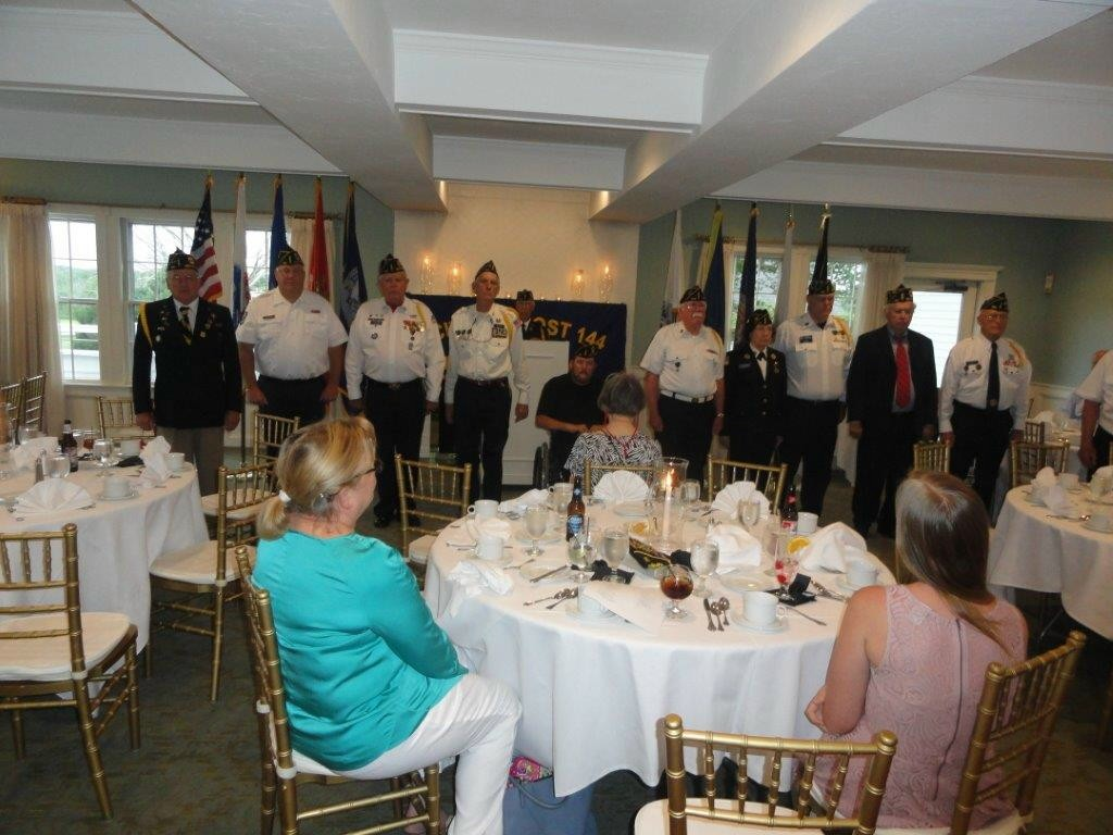2015 Post 144 Installation