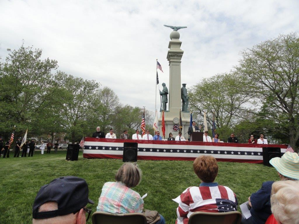 2015 Memorial Day Ceremony