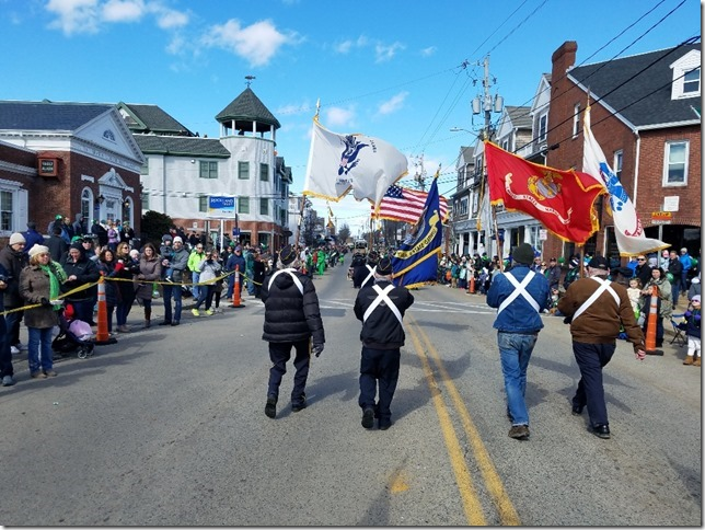 2019 Scituate St Patricks parade