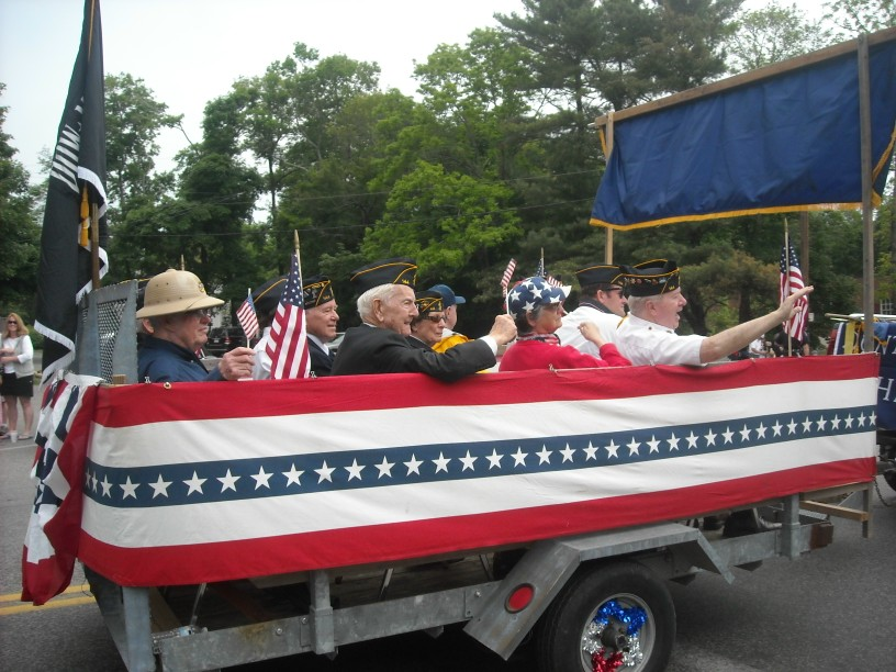 Scituate Memorial Day 2012