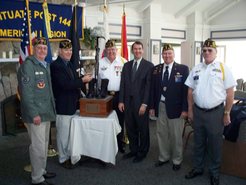 Fallen Soldier Memorial Dedication
