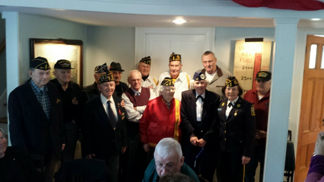 Veterans Day 2014 GAR Hall